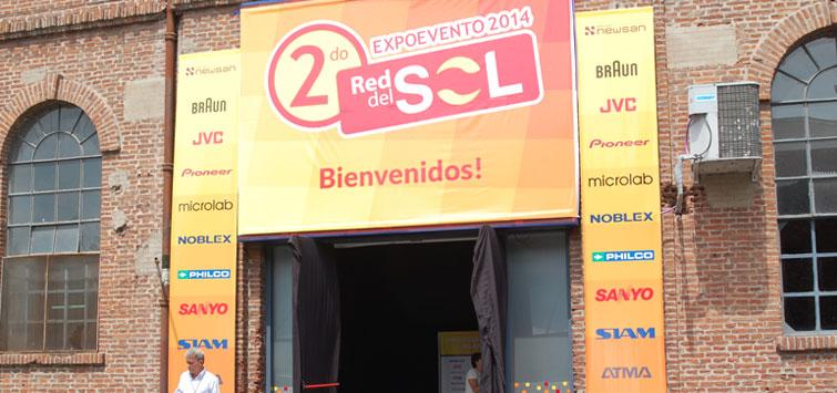 Expo Evento 2014 en Metropolitano