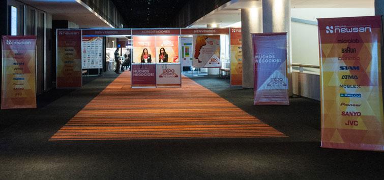 Expo Evento 2015 en City Center Rosario