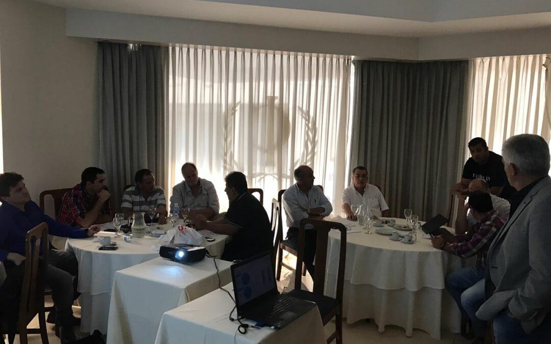 Reunión comercial en Tucumán