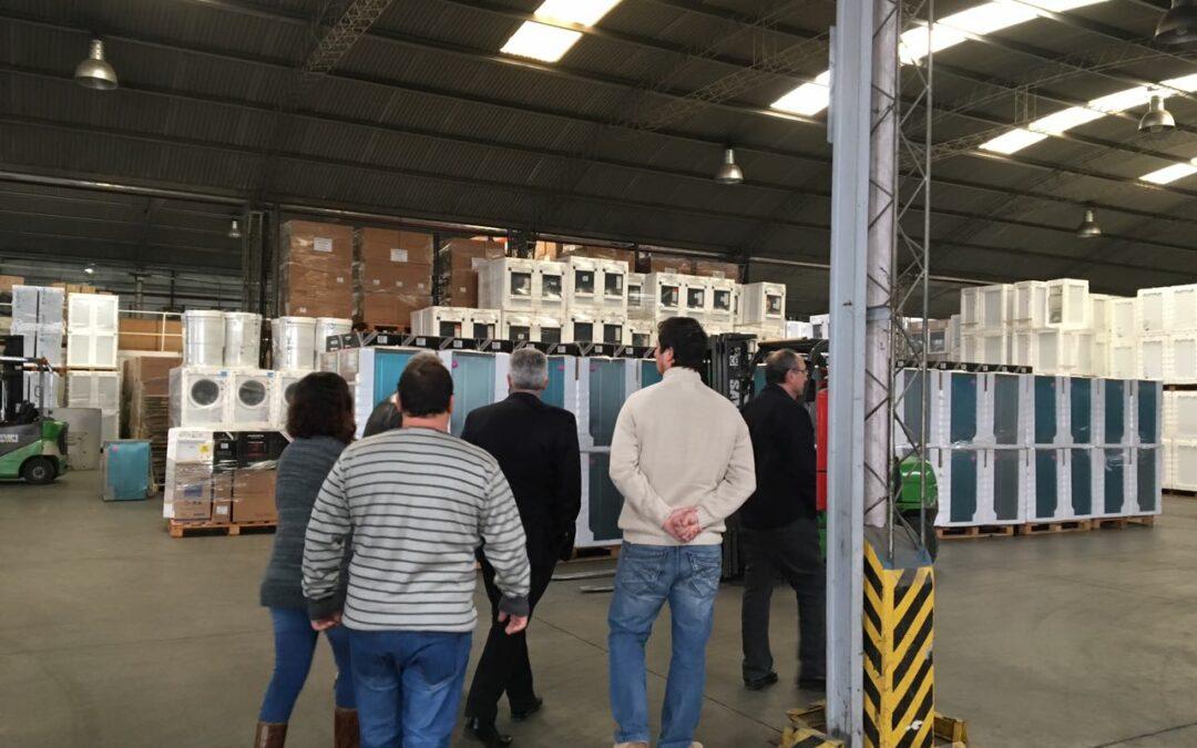 Visita a la Planta Industrial de J.M. Alladio
