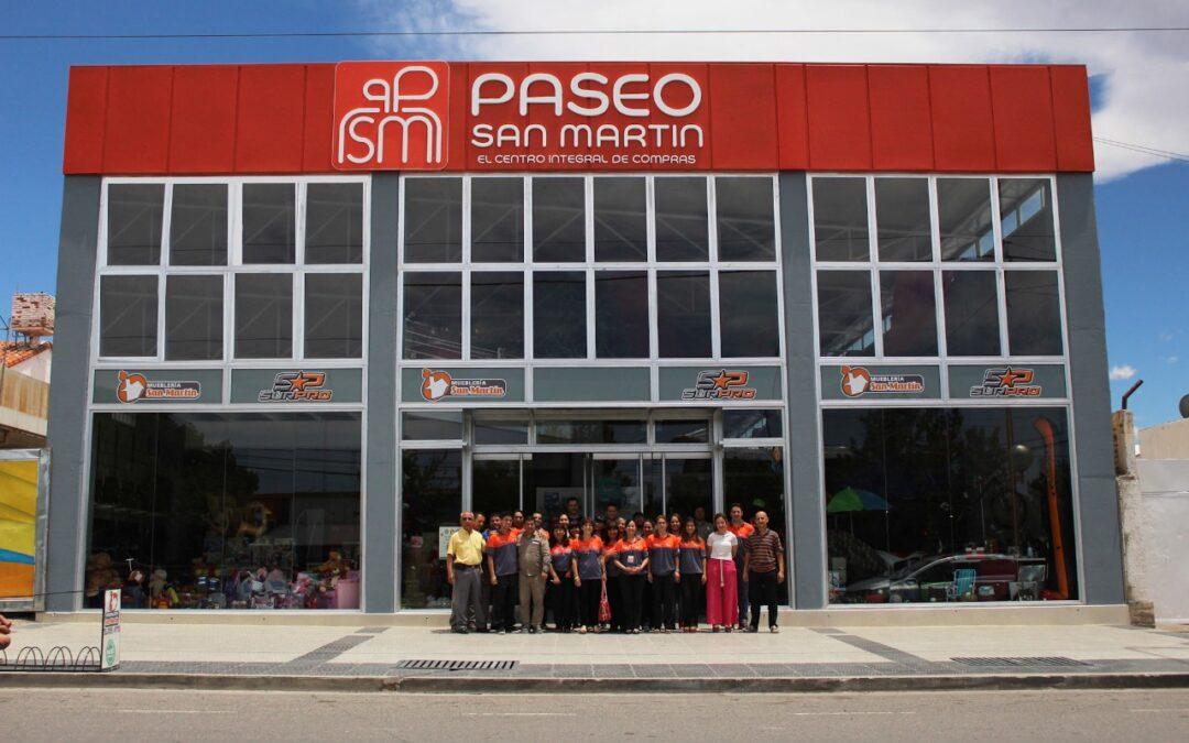 Nuevo local de Paseo San Martín en Malargüe – Mendoza